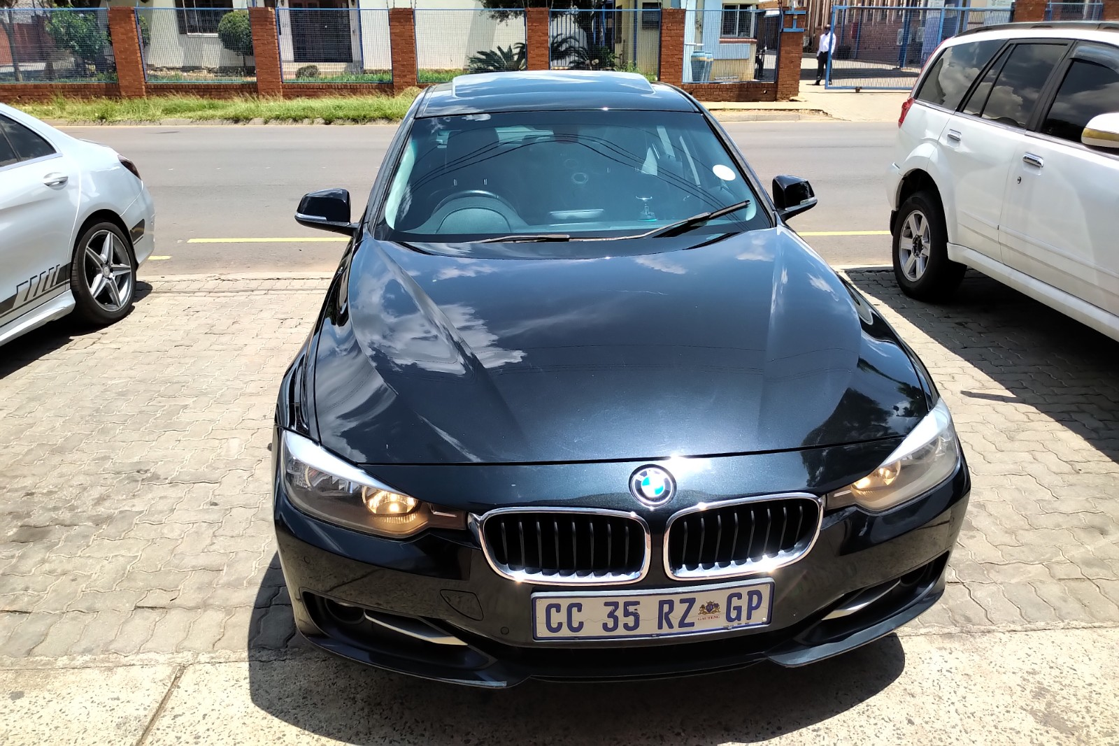 2013 BMW 3series