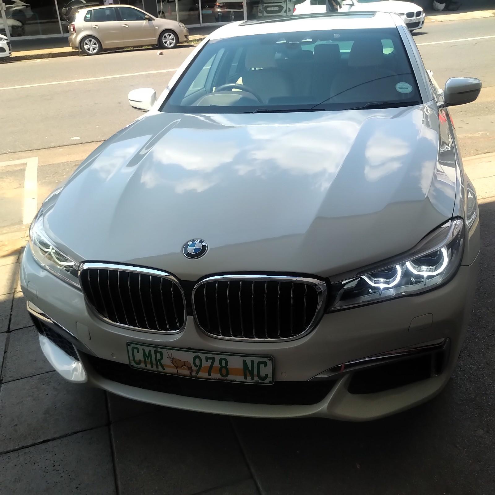 2016 BMW 7SERIES